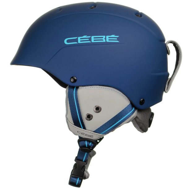 Шлем горнолыжный Cebe Contest XL Blue