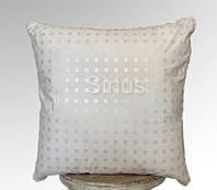 Подушка Еко-Пух 50х50   Подушка Антиаллергенная 100%   Мягкая Подушка для сна
