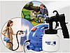 Краскораспылитель Paint Zoom | Пейнт Зум краскопульт электрический пульверизатор, фото 3