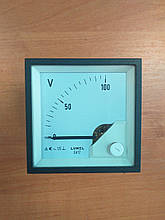 Аналоговый вольтметр LUMEL EA 17N E611100V. Польша