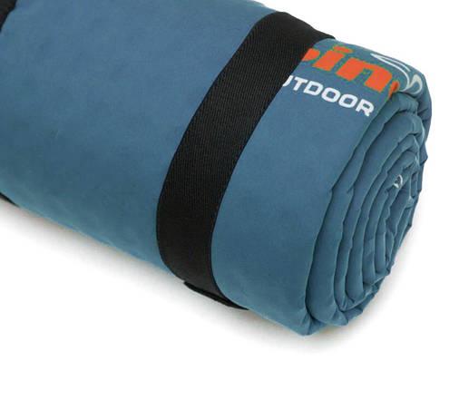 Самонадувний килимок Pinguin Sherpa 38 Blue, фото 2