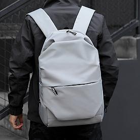 Чоловічий рюкзак з нейлону великий
