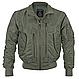 Куртка мужская демис=езонная  тактическая  AVIATOR авиационный   нейлон  Mil-tec  цвет олива    Германия, фото 2