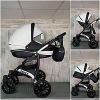 """Универсальная всесезонная детская коляска 2 в 1 """"Lorex"""". дождевик, москитка, сумка, фото 1"""