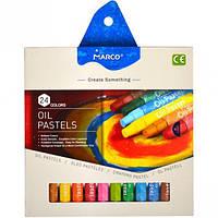 Мел масляныйMARCO Oil Pastels 24 цвета