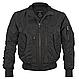 Куртка мужская демисезонная  тактическая  AVIATOR  нейлон  Mil-tec  цвет  черный  Германия, фото 2