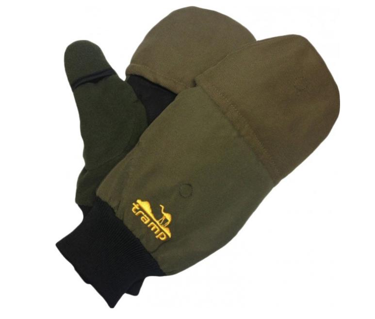 Двойные варежки-перчатки Tramp Magnet TRCA-004-L/XL