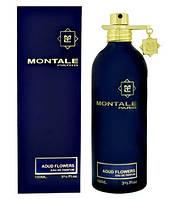Мужская парфюмированная вода Montale Aoud Flowers 50ml, фото 1
