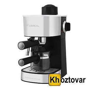 Кофемашина с капучинатором Lexical LEM-0601 | 800W