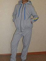 Спортивный костюм детский серый, фото 1