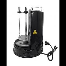 Шашлычница электрическая Grunhelm GSE-20 6 шампуров 2000 Вт, фото 2