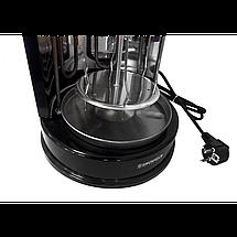 Шашлычница электрическая Grunhelm GSE-20 6 шампуров 2000 Вт, фото 3