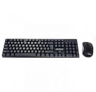 Клавиатура беспроводная JEDEL WS630 + мышка