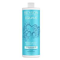 Шампунь для увлажнения и питания волос Revlon Professional Equave 1000 мл