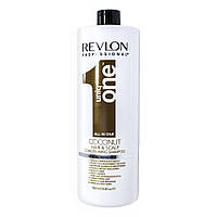 Шампунь-кондиционер для волос с ароматом кокоса Revlon Professional Uniq One All in One 1000 мл