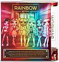 Лялька Rainbow High Мосту Хай Вайолет Віллоу фіолетова Violet Willow MGA, фото 6