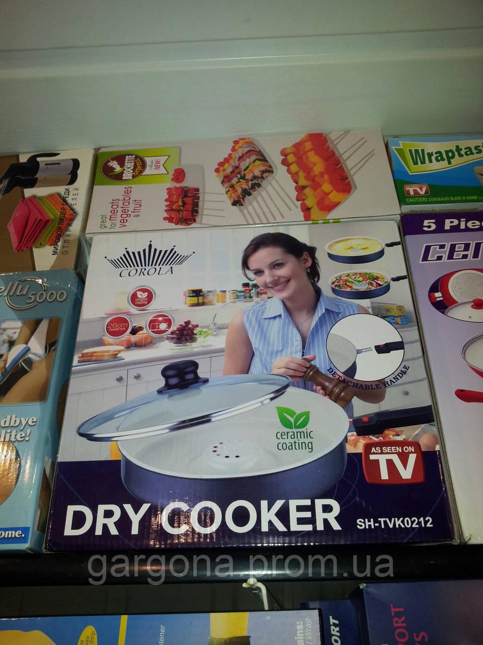 сковорода драй кукер