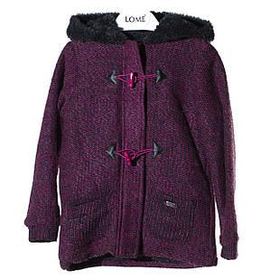 Легкое пальто для девочки, размер 7 лет