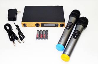 Микрофон AKG KM-388 (10)
