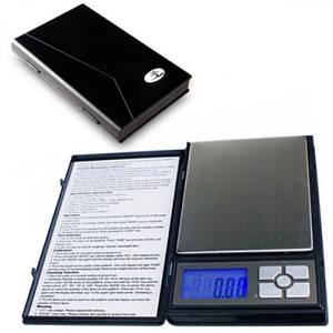 Ювелирные весы Notebook Series Digital Scale до 2000гр