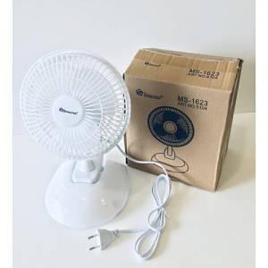 Вентилятор Domotec MS-1623 White /6