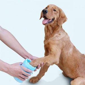 Лапомойка Soft gentle большая для крупных собак 15 см
