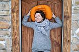 Надувная подушка Tramp TRA-160 Orange, фото 7