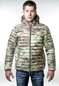 Утепленная куртка Tramp Urban TRFB-002 S Multicam
