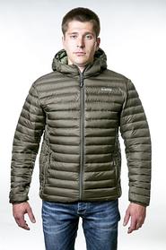 Утепленная куртка Tramp Urban TRFB-002 S Green
