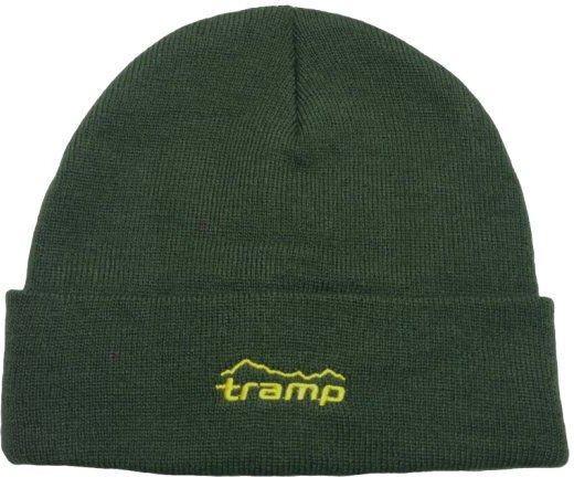 Вязаная шапка Tramp TRCA-002 Green