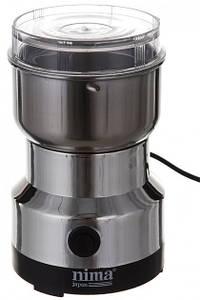 Кофемолка Электрическая кухонная ножевая NIMA Металлическая 150W (DC-8300)
