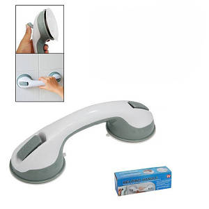 Ручка для ванной на вакуумных присосках