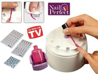 Набор для создания маникюра Nail Perfect