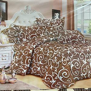 Комплект постельного белья евро Белорусские ткани