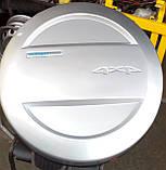 Чехол запасного колеса Нива-Шевроле Снежная Королева, фото 2