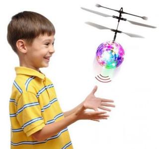 Детский летающий шар