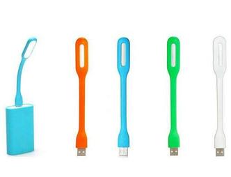 USB светильник, гибкая светодиодная USB лампа