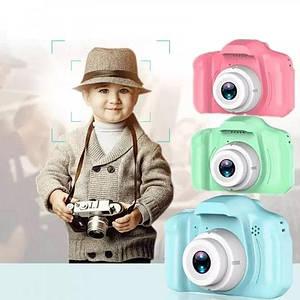 Детский цифровой фотоаппарат x200