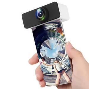 Панорамный объектив на телефон  Pano Clip 360°