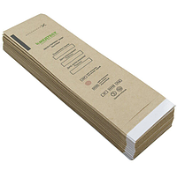 Крафт-пакеты 50*170 мм Медтест для стерилизации (100 шт/уп)
