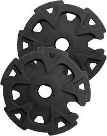 """Кольцо защитное для трекинговых палок """"Стандарт"""" Tramp TRA-061 5 см, пара"""