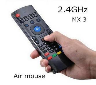 Универсальный пульт Air Mouse MX3 с гироскопом (без микрофона)