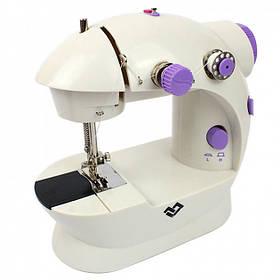 Швейная машинка с педалью и адаптером Sewing Machine FHSM 202
