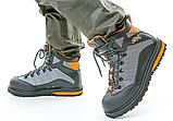 Ботинки забродные Tramp Angler TRB-004-42 Black, фото 4