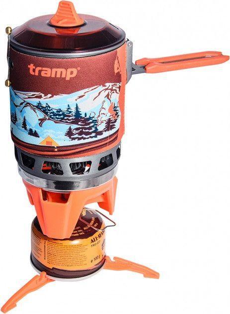 Туристическая газовая система для приготовления пищи Tramp TRG-049