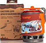 Туристическая газовая система для приготовления пищи Tramp TRG-049, фото 3