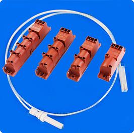 Электроды и блоки поджига для газовых плит