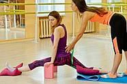 Блок кирпич кубик для йоги мятный MS 0858-3 m, фото 4