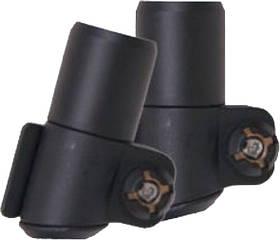 Зажим для треккинговых палок (фиксатор длинны) Tramp Fast Lock TRA-116 16 мм, пара