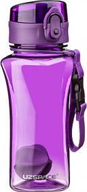 Бутылка для воды Uzspace 6005 350 мл Purple